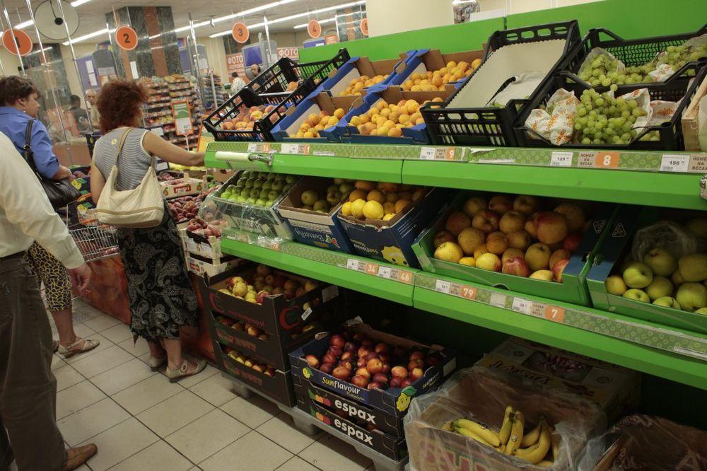 Ukrajinska kriza smanjila izvoz austrijskih poljoprivrednih proizvoda