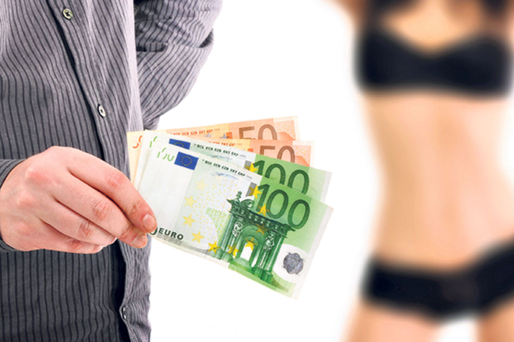 CVETA PROSTITUCIJA U NS: Seks sa devojkom 50, a s muškarcem 200 evra!