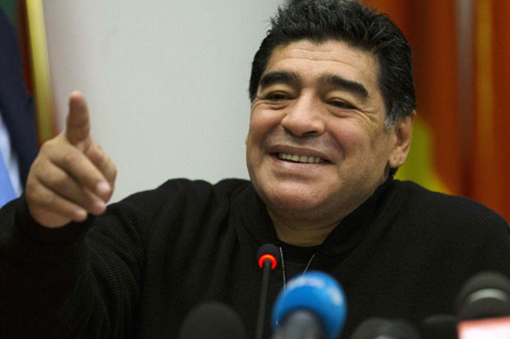 BLOG UŽIVO: Maradona odustao od tužbe protiv bivše devojke