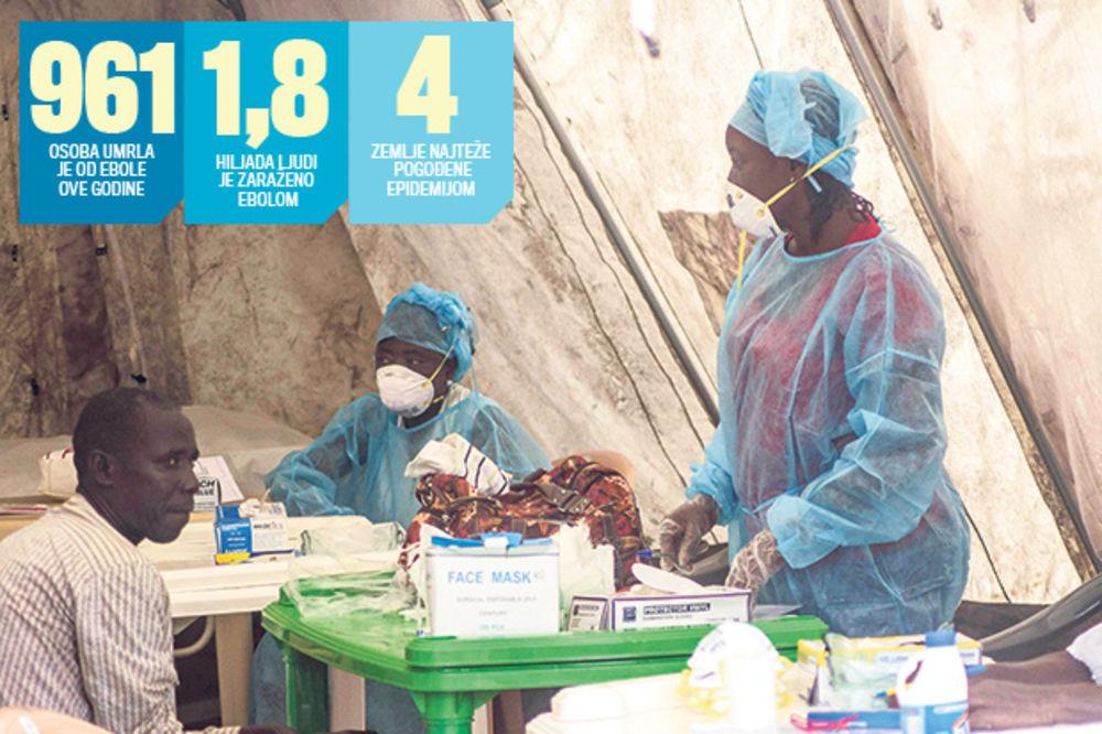 SVET U STRAHU: Ebola stigla do Kanade, u Nigeriji vanredno stanje!