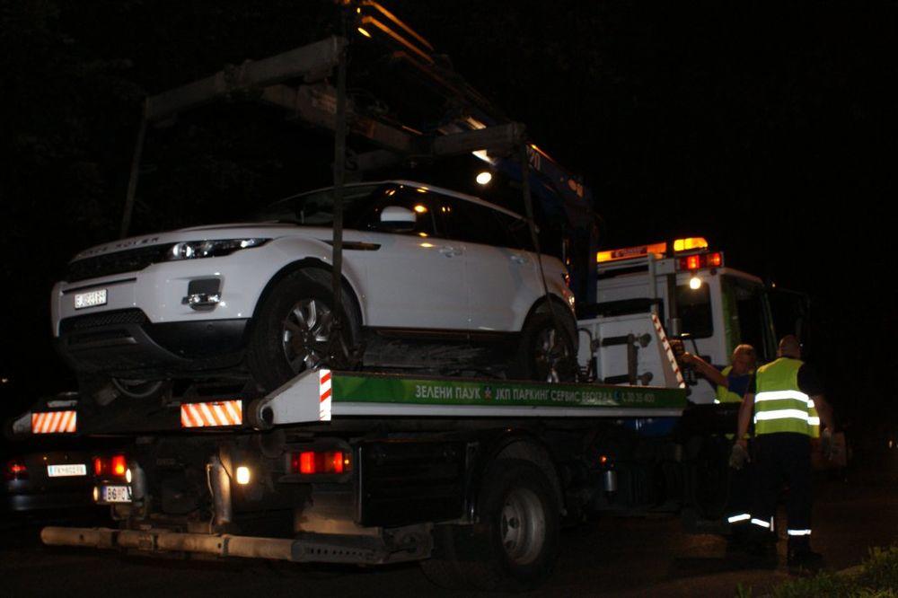 JKP PARKING SERVIS APELUJE: Uklonite vozila sa trase Vojne parade!