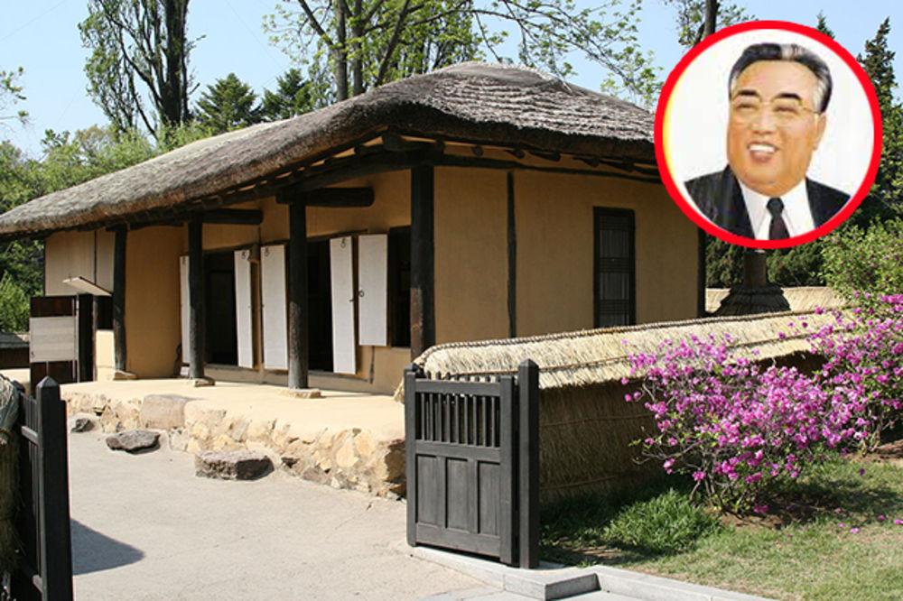PROMENE: Umesto osnivača države, na novoj novčanici Severne Koreje je njegova rodna kuća