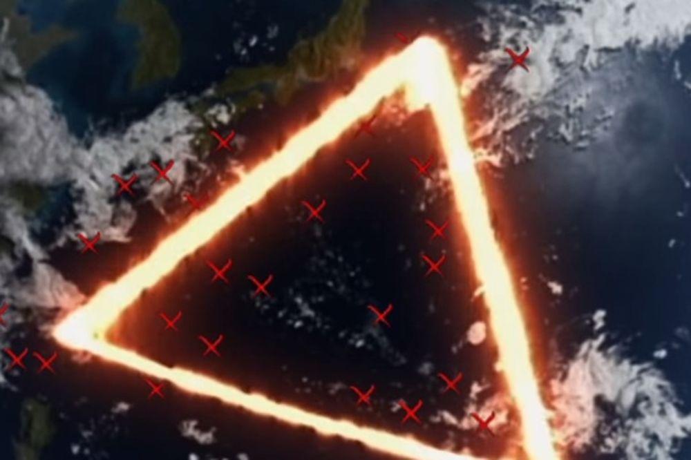 VOJSKA ZAUSTAVILA ISTRAŽIVANJE: Pogledajte šta su pronašli na dnu Bermudskog trougla...