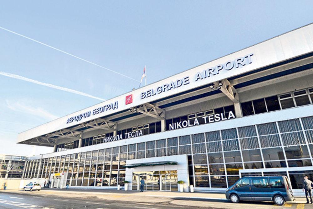 Beogradski aerodrom među vodećim u Evropi po rastu broja putnika