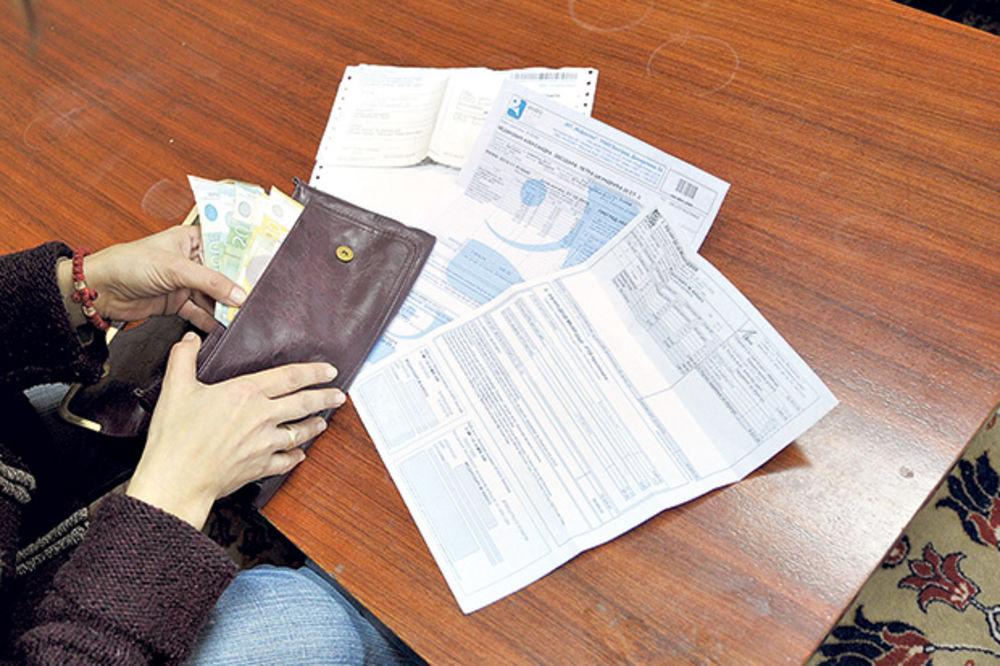 PRIPREMA STRATEGIJE: Od jula moguć lični bankrot!