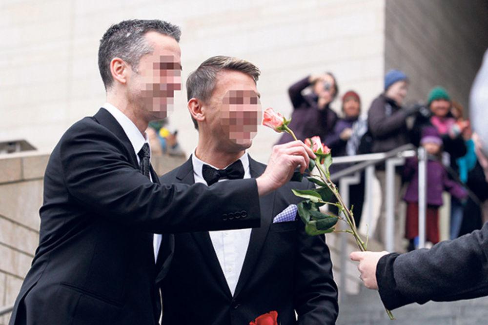 SVADBA, SVADBA: Srbin i Hrvat će se venčati u Zagrebu!