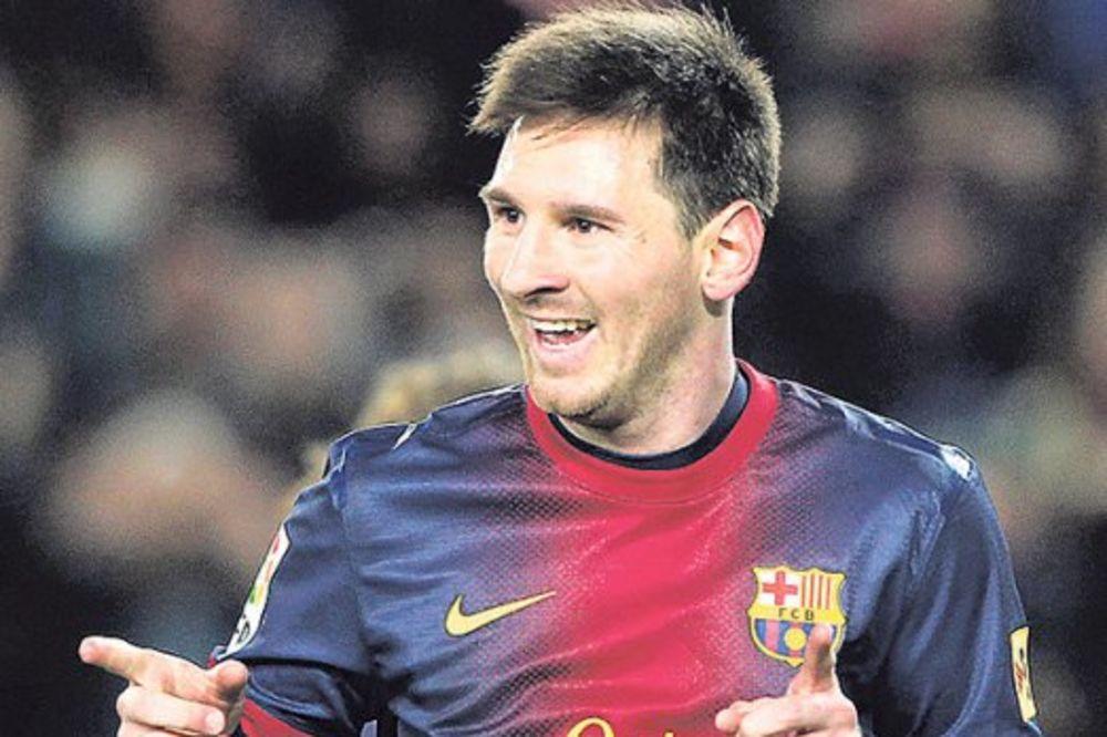 Predsednik kluba: Mesi je srećan u Barseloni