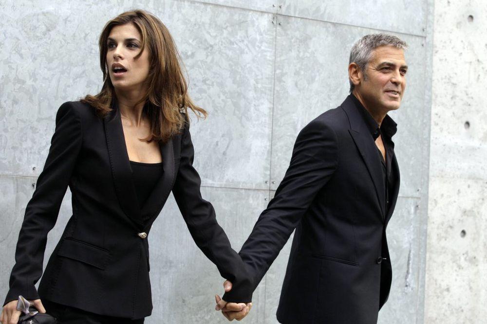 KANALIS STALA NA LUDI KAMEN: Udala se bivša Klunijeva devojka