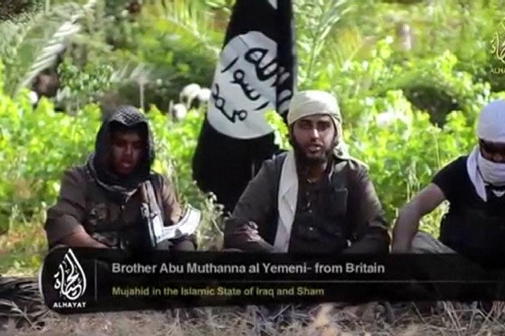 HAMOND: Britanskim džihadistima suditi za izdaju po drevnom zakonu gde je kazna - smrt