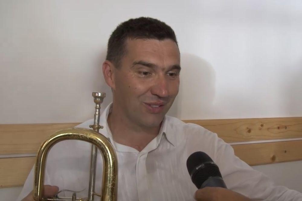 (VIDEO) DOBITNIK NAGRADE PUBLIKE: Mi trubači sviramo za narod, od toga živimo!
