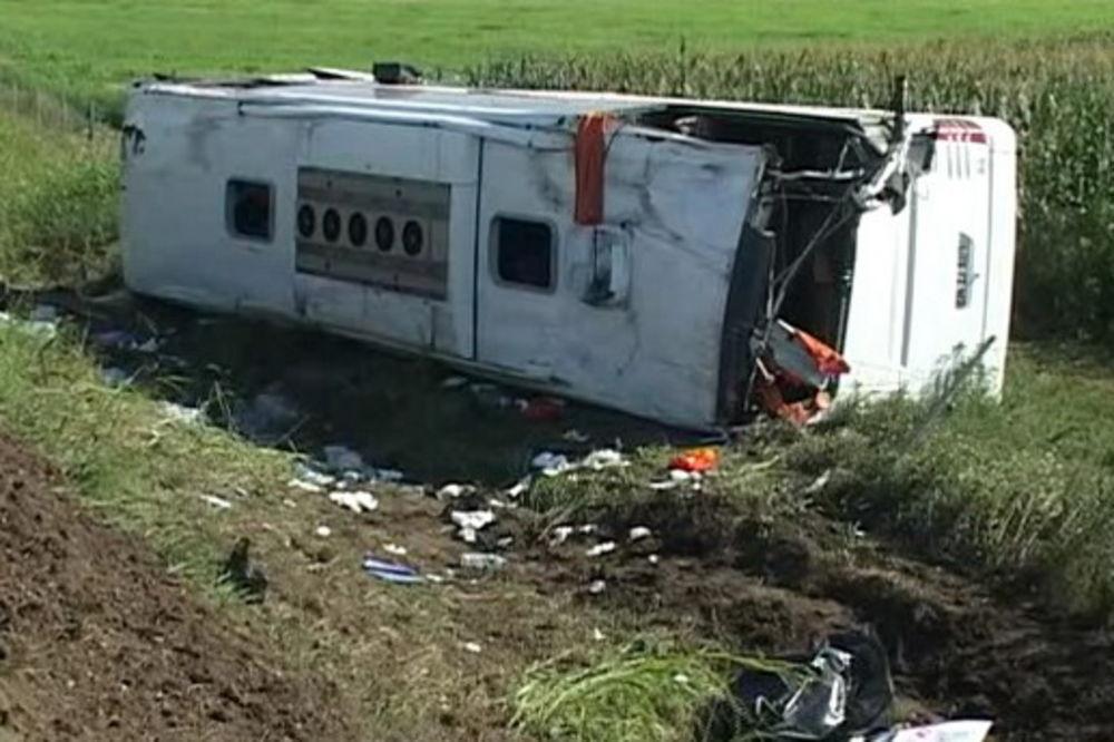 PUTNICI TURSKOG AUTOBUSA: Mislimo da je vozač zaspao, probudili su nas udar i vriska