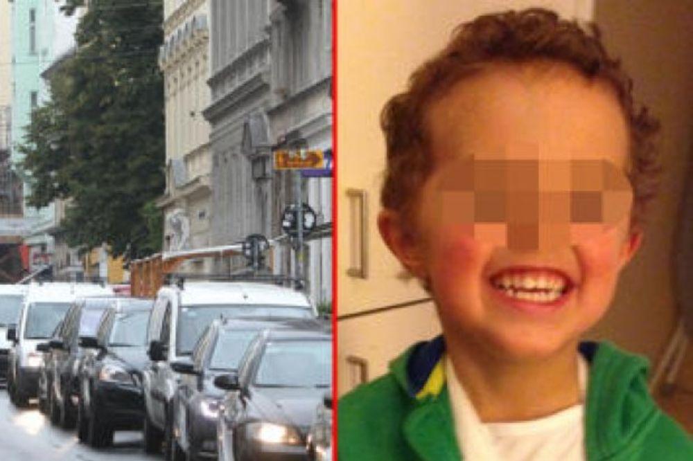 SUD ODLUČIO: Otetog dečaka vratiti ocu u Austriju!
