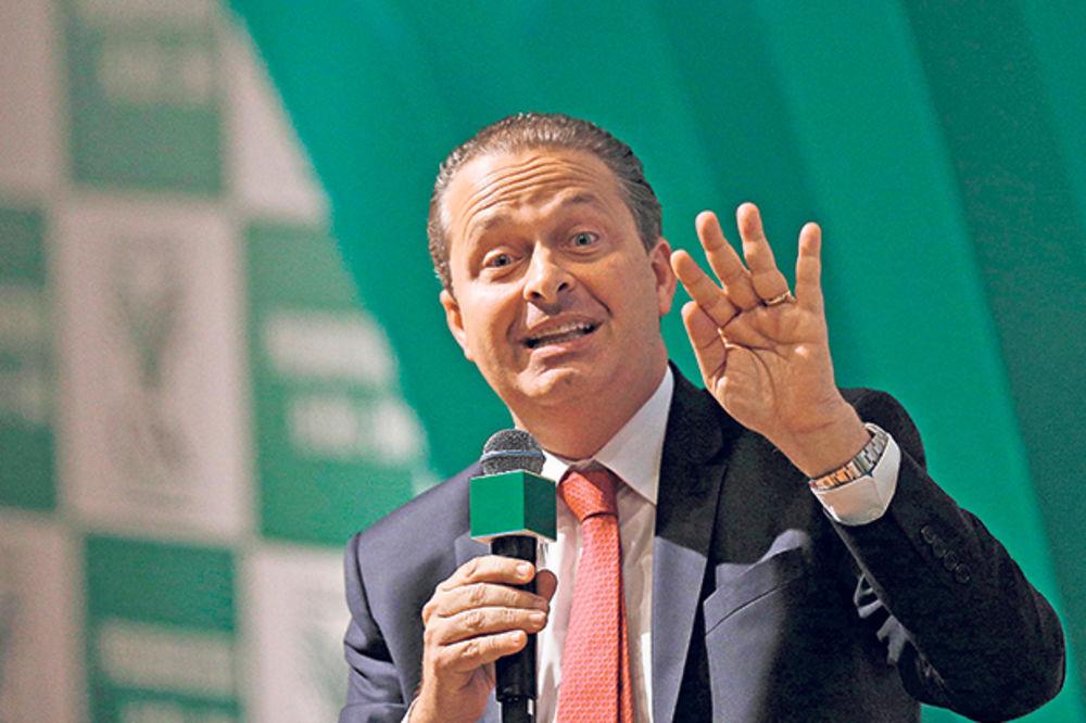 Brazil u crnom zbog stradalog političara