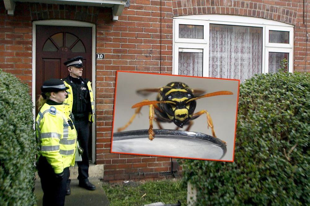 ZLOČIN SE NE ISPLATI: Lopov skočio u žbun da pobegne policiji, kad tamo...