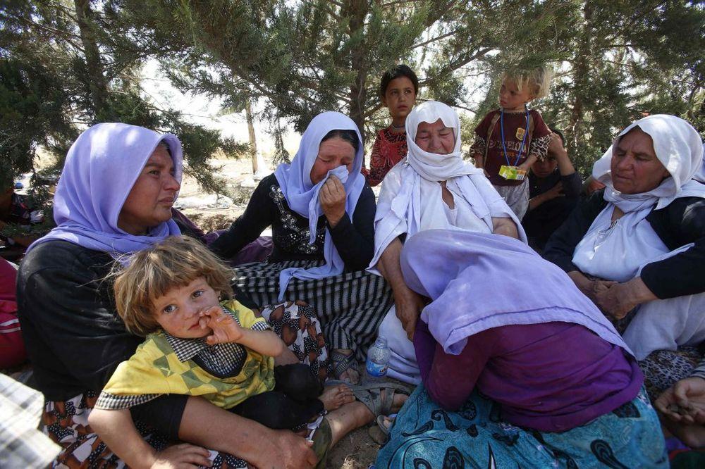 MASAKR: Ubijeno više od 80 jazida na severu Iraka