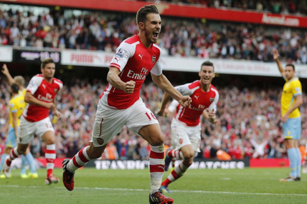BARSA DREŠI KESU: Spremili 70 miliona za zvezdu Arsenala!