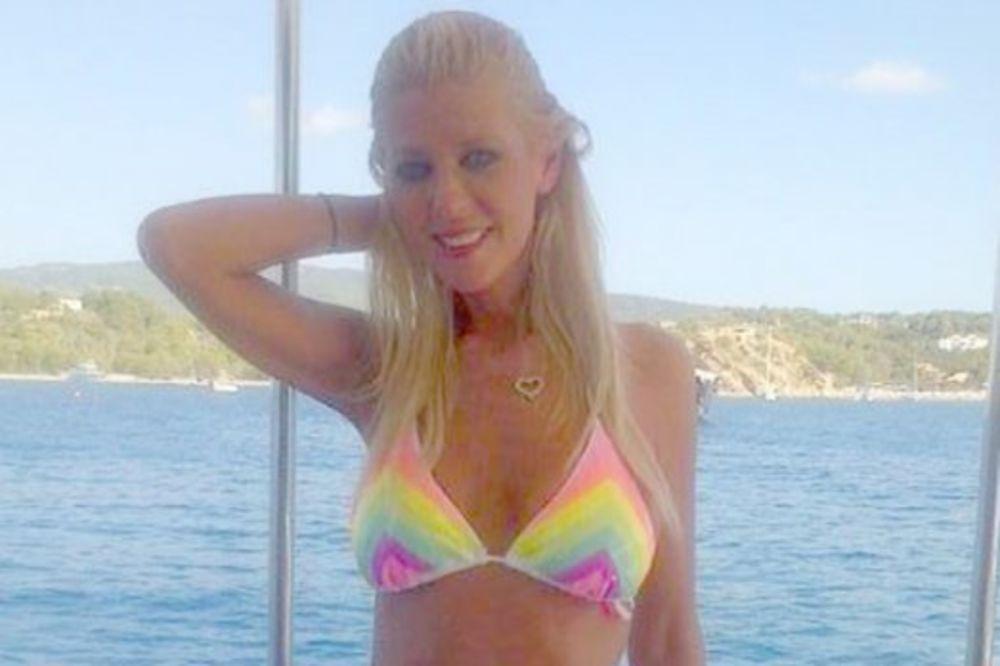 ANOREKSIČNA: Tara Rid preterala s gubljenjem kila