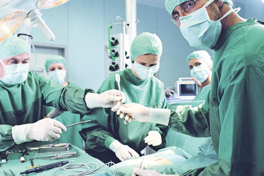 SPORAZUM SA KLINIČKIM: Policija štiti transport organa za transplantaciju
