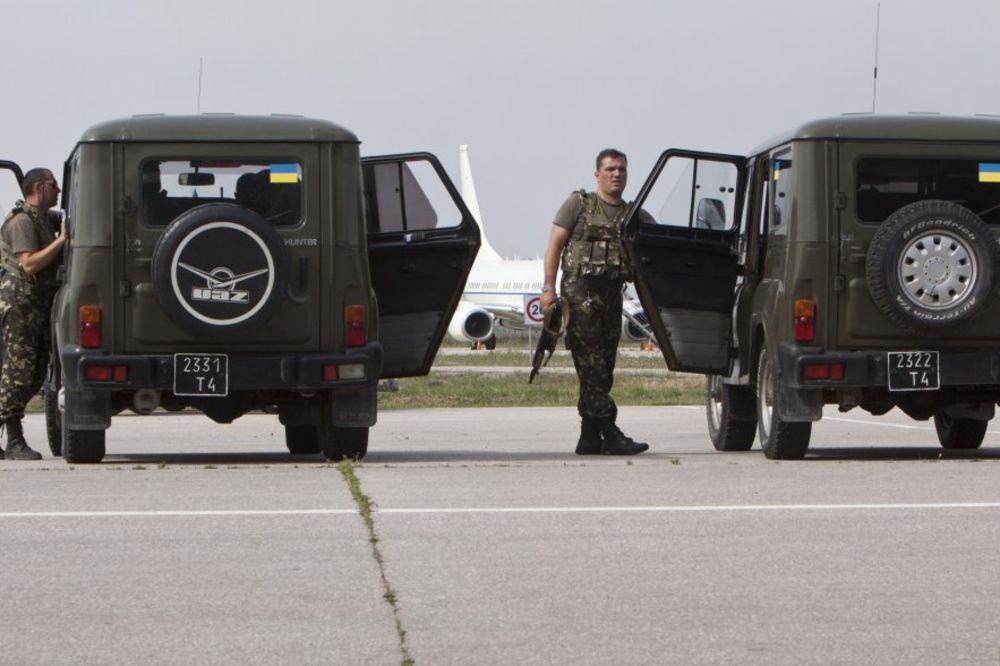 PREGRUPISANJE: Kijev povlači mirovnjake s Kosova i šalje ih u Donbas