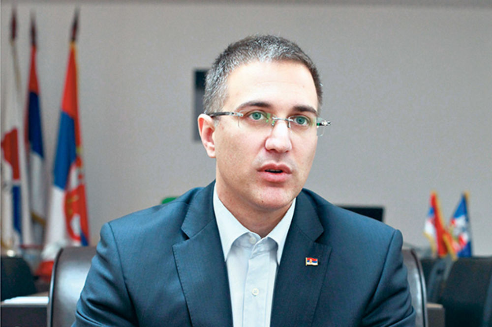 Stefanović: Svi koji najavljuju štrajk u policiji, ne čine ništa dobro za građane Srbije!