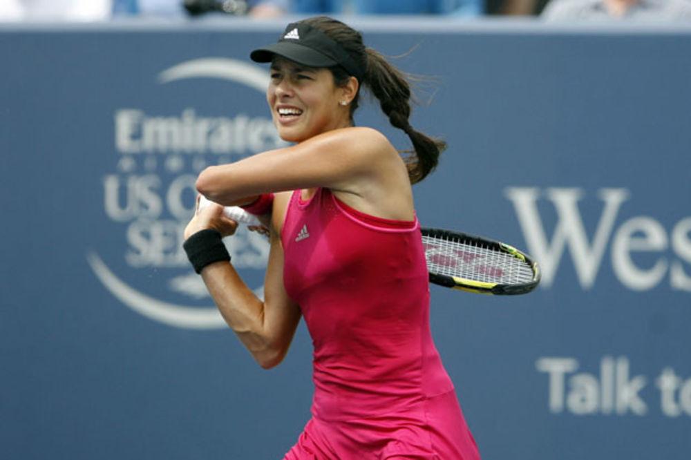 ANA PRETEKLA JELENU: Ivanovićeva deveta, a Jankovićeva 10. teniserka sveta