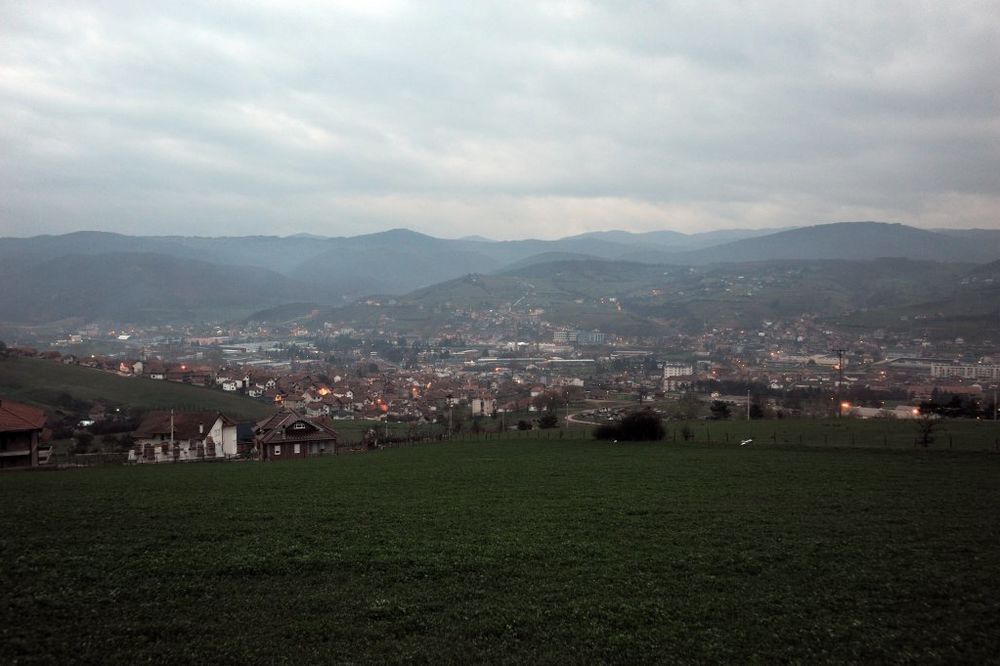 PUKAO CEVOVOD: Ceo Novi Pazar bez vode