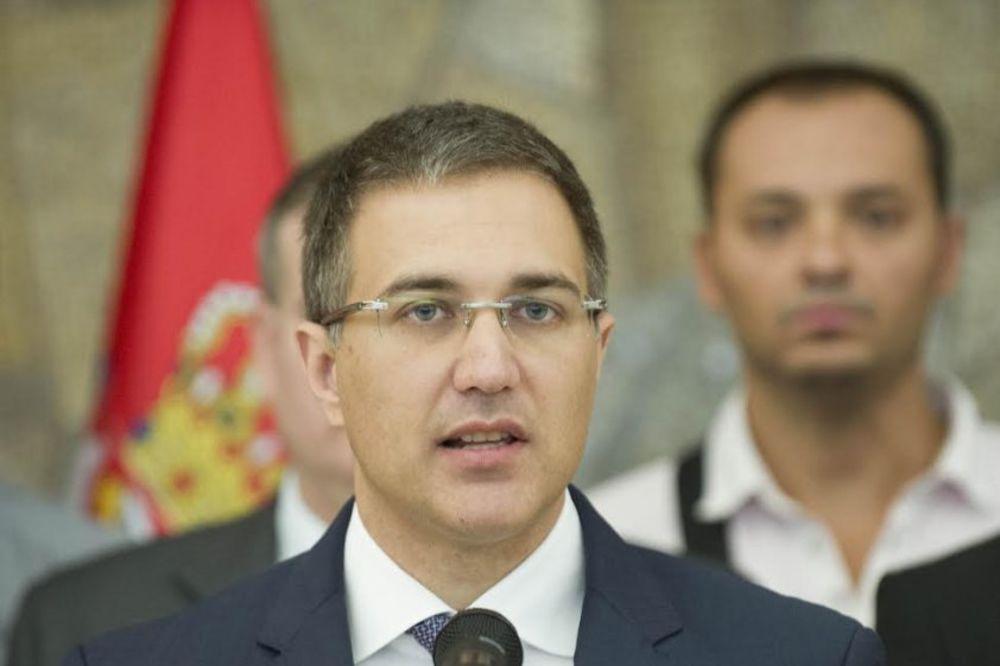STEFANOVIĆ: Srbiji ne preti nikakva opasnost od terorizma