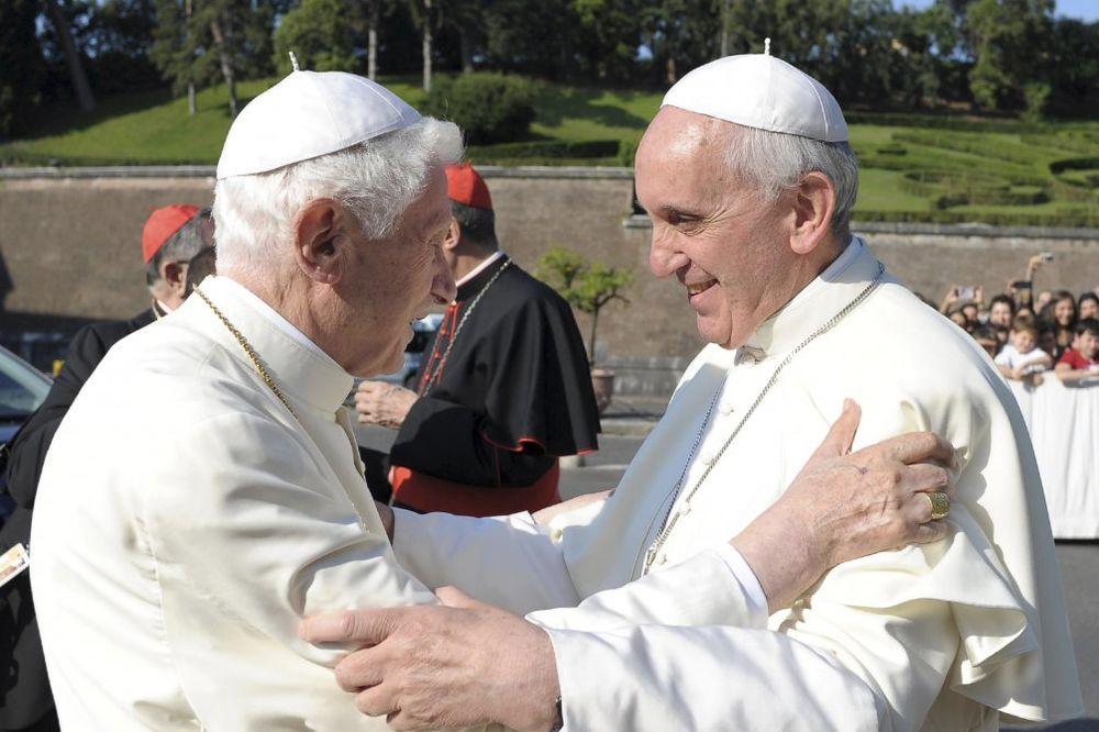 PROROČICA IZ DABLINA U HRVATSKOJ: Stiže smak sveta, papa Franja vodi katolike u propast!
