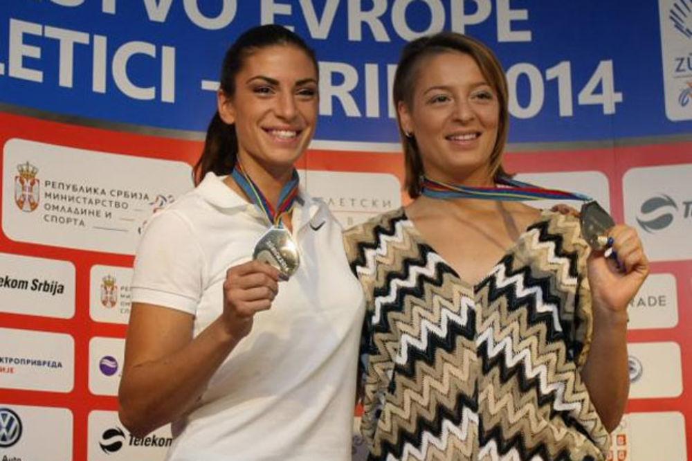 Španović i Jelača: Ponosne smo, bićemo još bolje