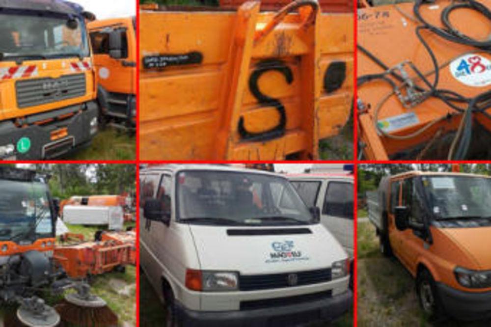 LICITACIJA: Grad Beč prodaje rashodovana vozila!