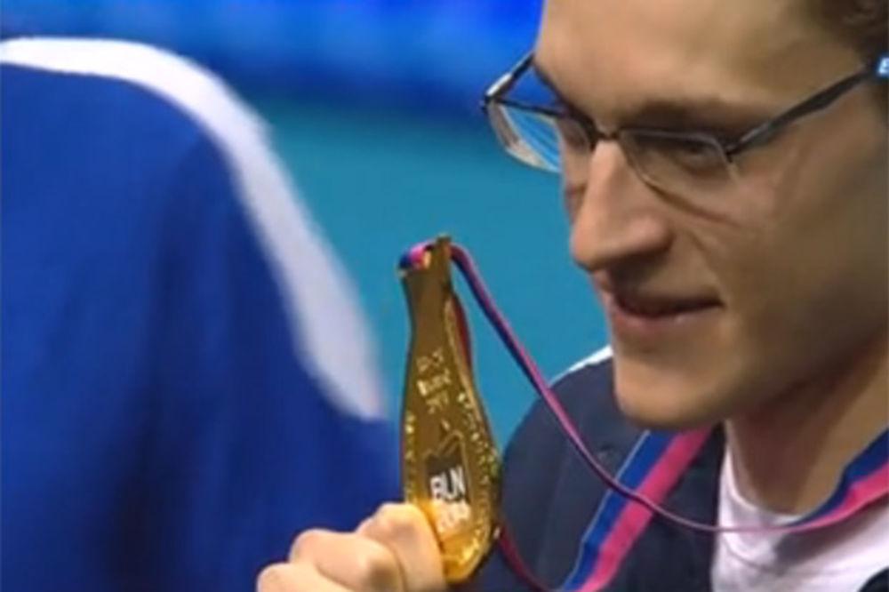 ZA SVE KOJI SU PROPUSTILI: Pogledajte kako je Velimir Stjepanović osvojio evropsko zlato