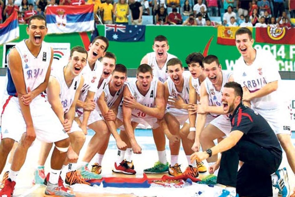 Srpski kadeti: Dokazali smo da vredimo!