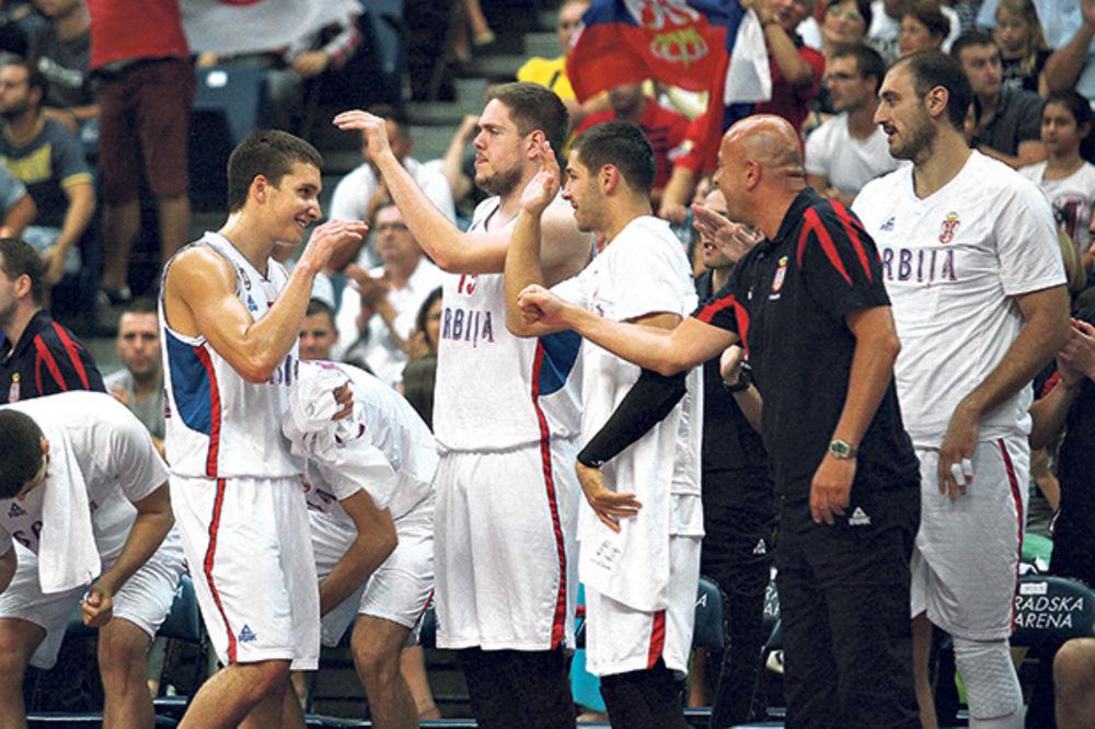 POBEDA I OPOMENA: Srbija teškom mukom savladala Novi Zeland