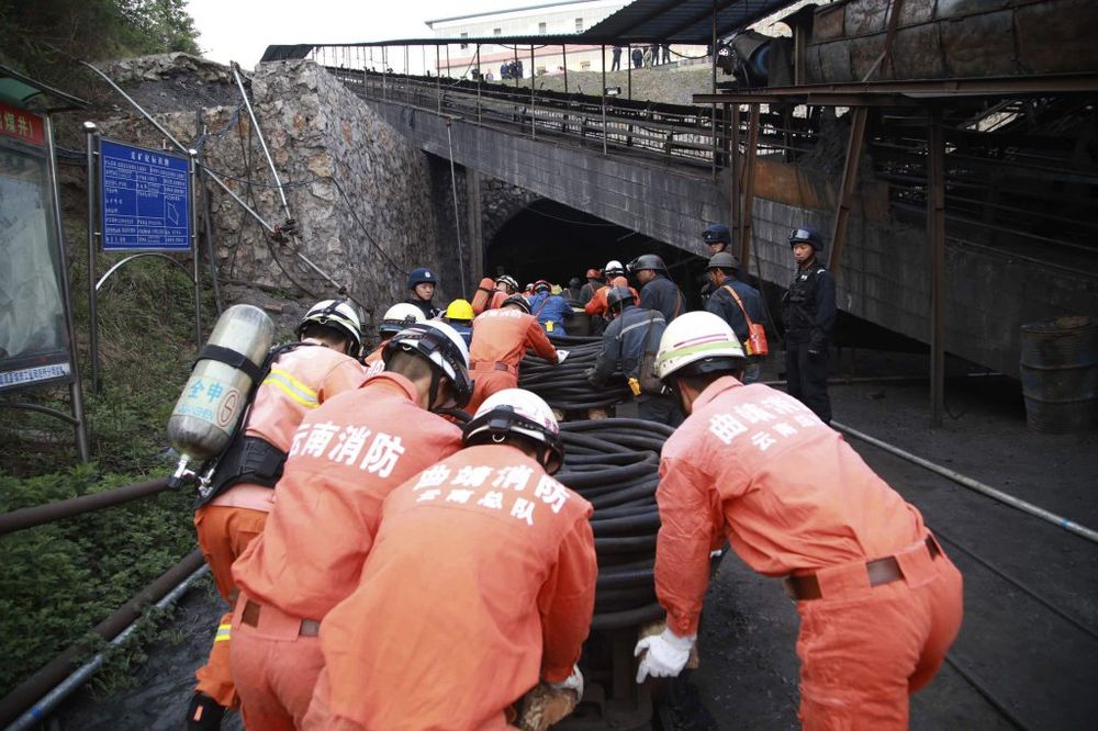 KINA: 29 rudara zarobljeno u oknu posle eksplozije!