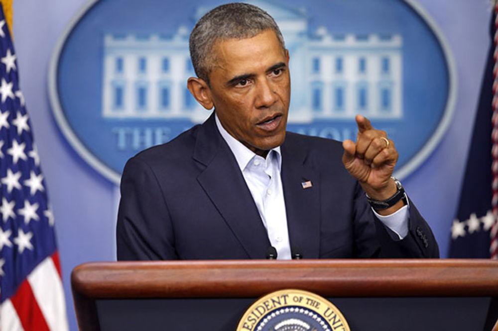 OVO NEMOJTE NI U LUDILU DA RADITE: Šta se dogodi kada pretite Obami preko Tvitera?