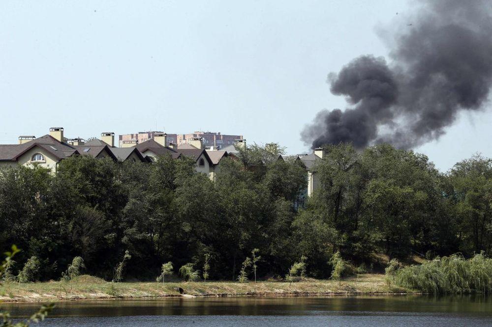 UŽIVO DAN 184 OKRŠAJI: 34 civila poginula u Donjecku u protekla 24 sata
