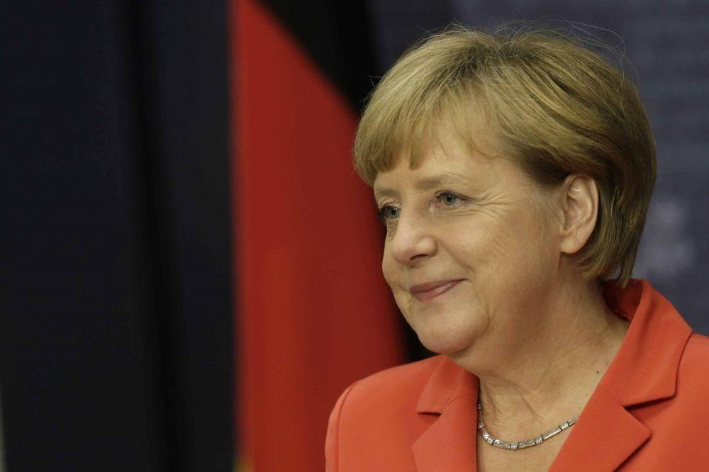 Angela Merkel dobila Nagradu za mir!