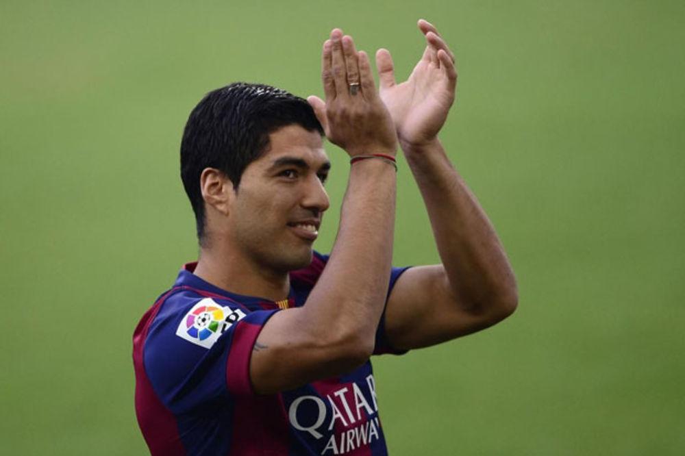 BLOG UŽIVO: FIFA smanjuje kaznu Suarezu?