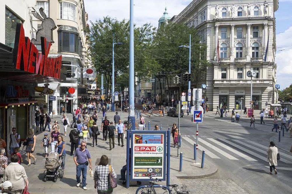 RASTE: Beč će do 2029. imati dva miliona stanovnika!