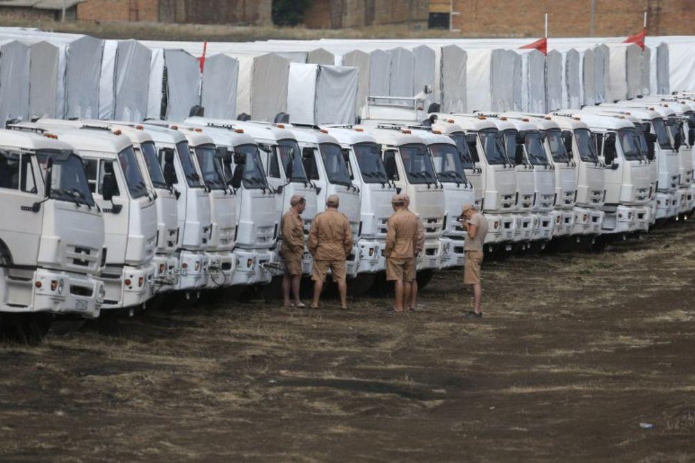UŽIVO DAN 183 MKCK: Još nema bezbednosnih garancija Kijeva za ruski humanitarni konvoj
