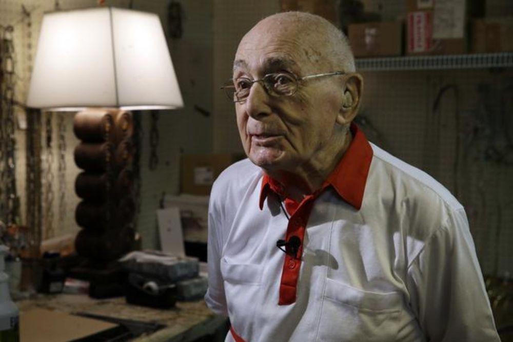 Amerikanac ima 101 godinu i ne želi u penziju!