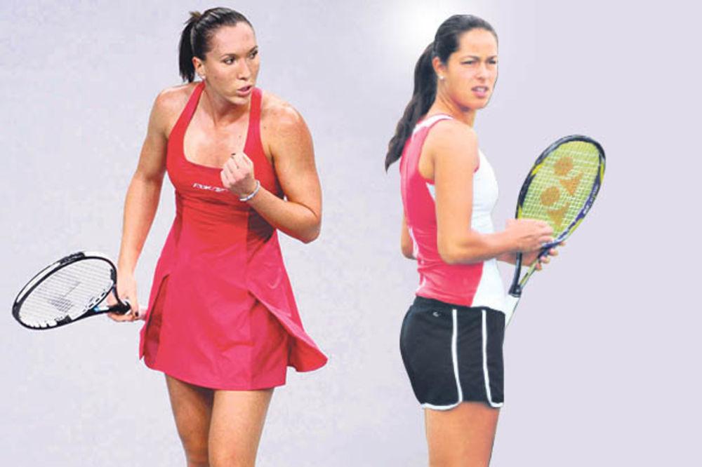 FED KUP: Ima li tenisa posle Ane i Jelene