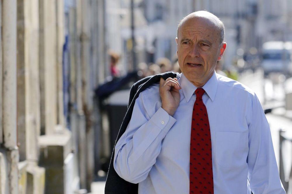 ALEN ŽIPE: Ulazim u trku za predsednika Francuske