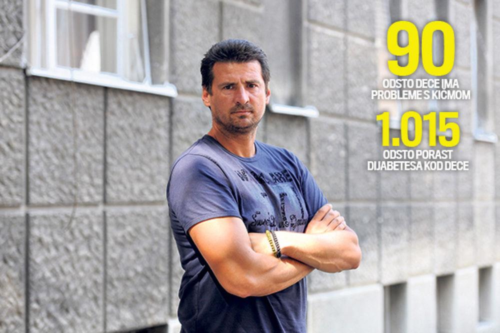 Vanja Grbić za Kurir: Danas se sve vrti oko novca