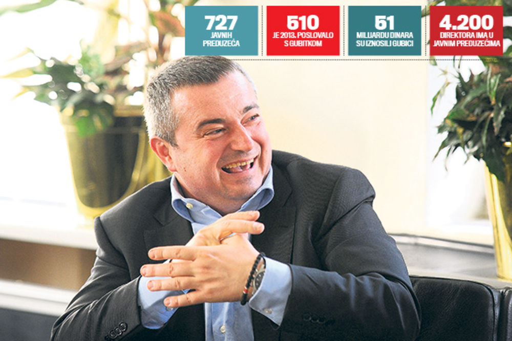 Dušan Bajatović: Nikom ne dam Srbijagas