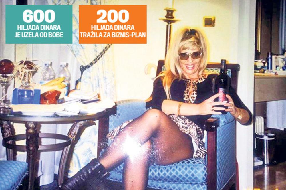 GORDANA ŽIVOJINOVIĆ UŠLA U ŠTOS: Ona je najveći muljator u Srbiji!