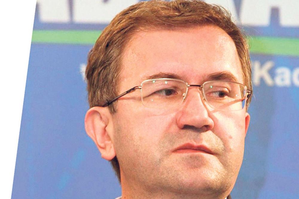 Milojko Arsić: Očekujem da će biti aktivniji od prethodnika