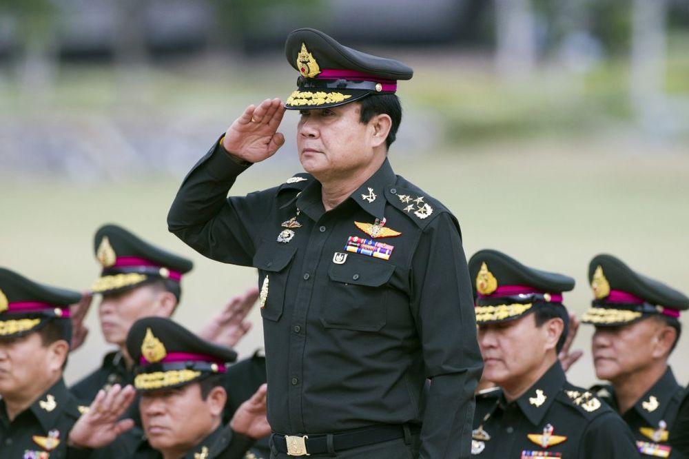 GENERAL NA VLASTI: Vođa hunte imenovan za premijera Tajlanda