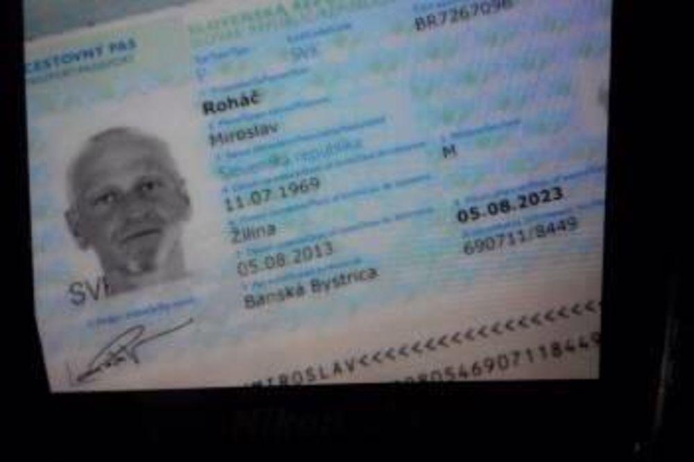 NIJE SRBIN: Misteriozni zarobljeni proruski borac ipak je Slovak!