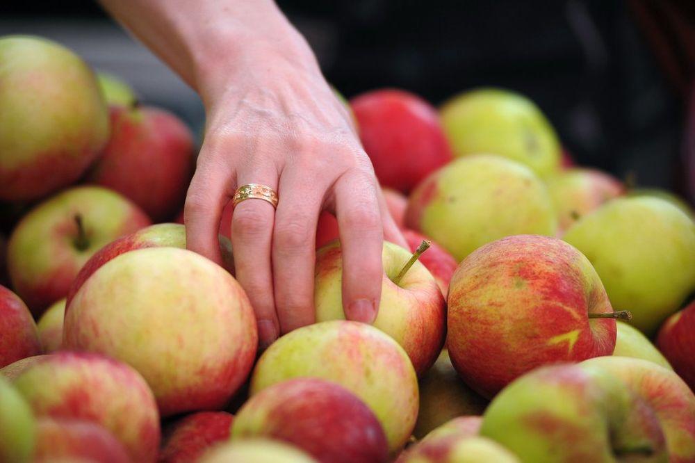BLAČANI U ČUDU: Stablo zlatnog delišesa rađa crvene jabuke?!
